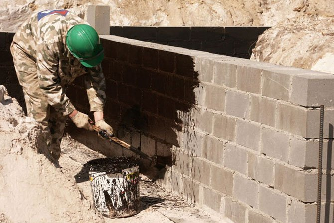 Ściany fundamentowe i piwniczne