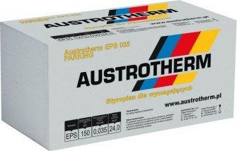 Styropian Austrotherm EPS 035 PARKING