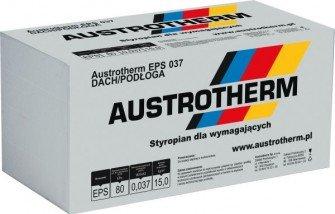 Styropian Austrotherm EPS 037 Dach Podłoga