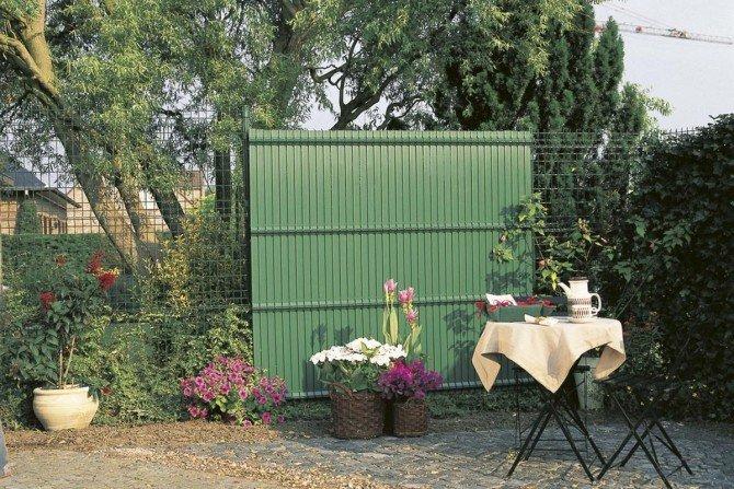 Przesłony ogrodzeniowe gwarancją prywatności