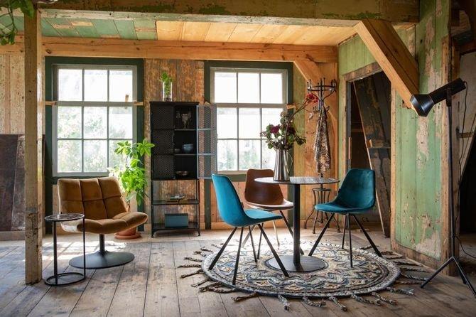Boho loft - modna odmiana stylu industrialnego