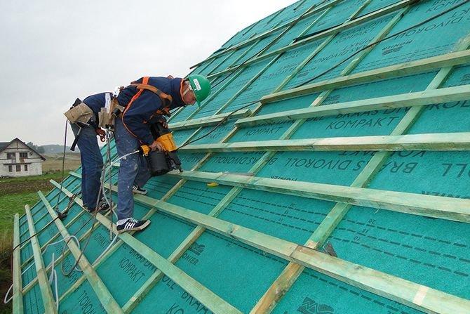Do czego służą membrany dachowe?
