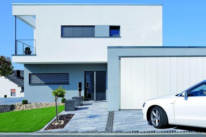 Bramy garażowe - rodzaje i dobór