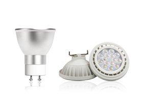 Żarówki LED Ledigo AR111, GU11, MR11