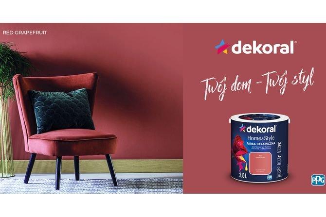 Farba ceramiczna Home&Style w bogatej palecie barw