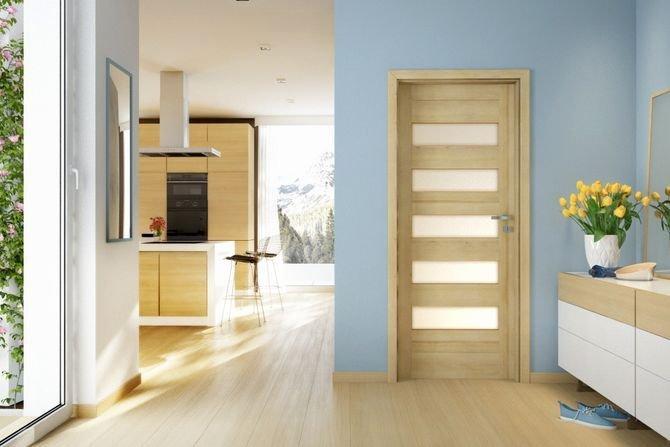 Drzwi wewnętrzne do domu - przegląd produktów