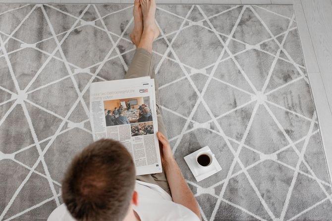 Elegancja i trwałość w jednym - dywan firmy ARTE