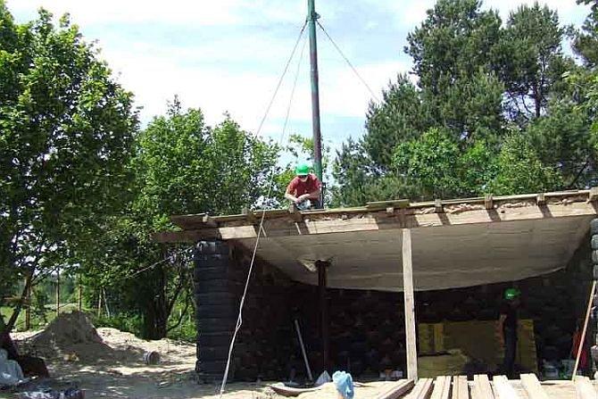 W Polsce powstaje pierwszy earthship