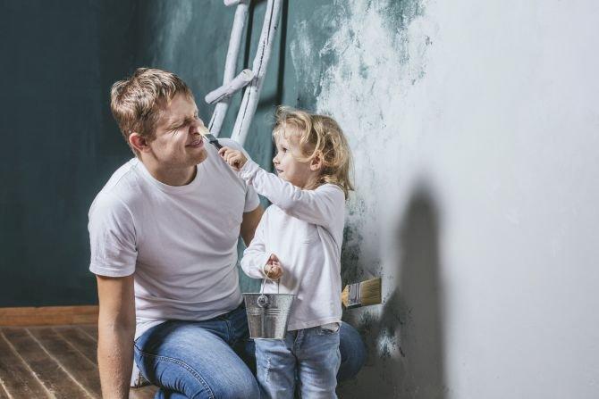 Jaką farbą malować pokój dziecka?