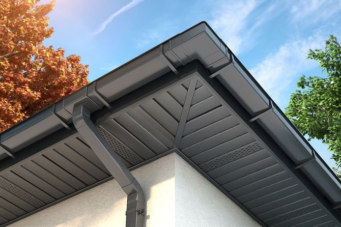 Podsufitka dachowa montowana na tzw. click