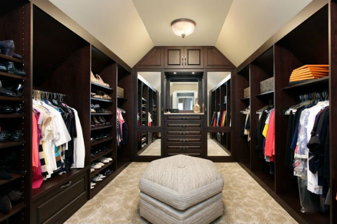 Garderoba – gdzie i jak ją urządzić