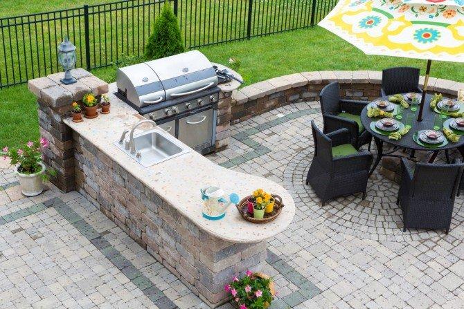Jak urządzić idealny kącik grillowy w ogrodzie