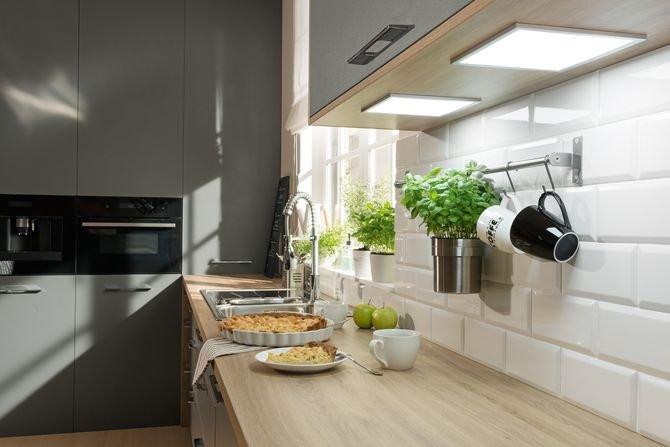 Jak zaplanować oświetlenie w kuchni?