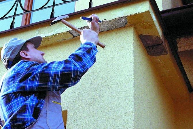 Jak prawidłowo naprawić taras lub balkon