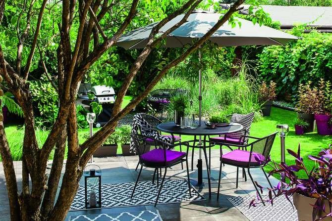 Jak zaprojektować strefę wypoczynku w ogrodzie