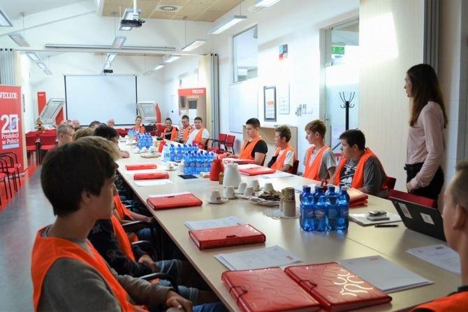 Klasy patronackie - współpraca firm ze szkołami zawodowymi