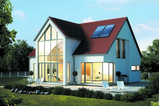 Kolektory słoneczne w istniejącym budynku - możliwości instalacji