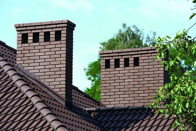 Dlaczego warto zbudować komin z klinkieru?