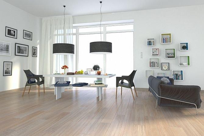 Czy można układać panele na ogrzewaniu podłogowym?
