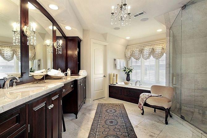 Jak dobrać odpowiednie oświetlenie do łazienki?