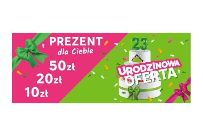 23. urodziny Leroy Merlin w Polsce