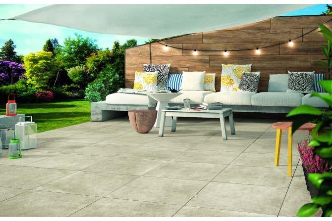 Mała architektura ogrodowa z betonu