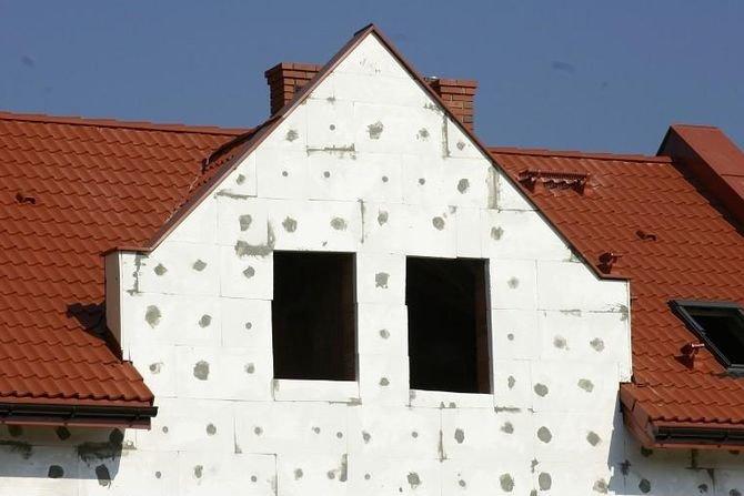 Etapy ocieplania budynku