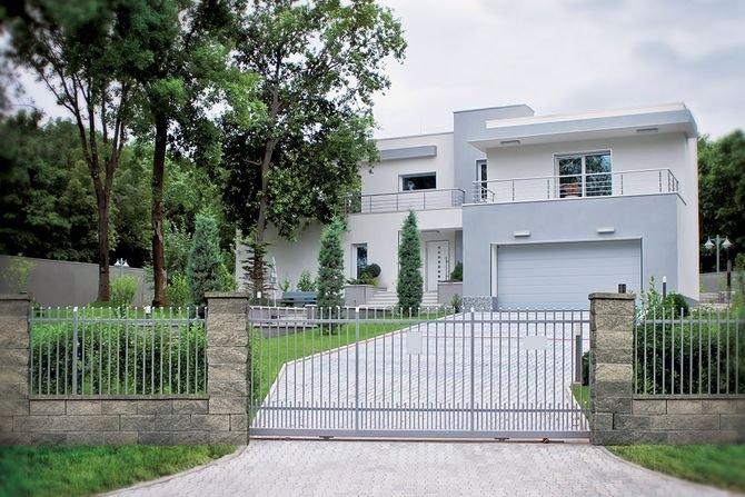 Jak zbudować ogrodzenie z betonowych bloczków