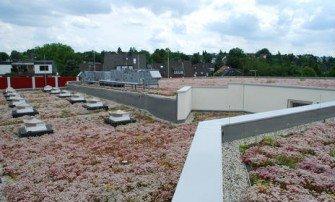 Rozwiązanie systemowe Dach retencyjny system Meander 30