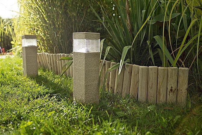 Sterowanie oświetleniem ogrodu
