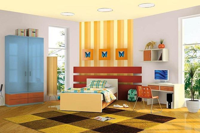 Psychologia barw w aranżacji wnętrz, czyli jak wybrać odpowiedni kolor ścian