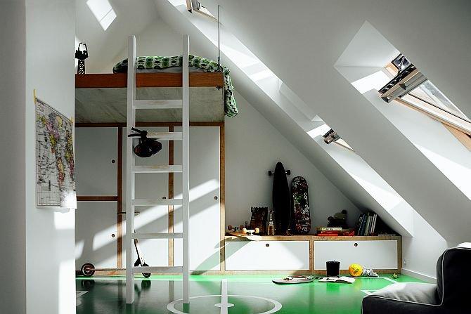 Adaptacja poddasza na cele mieszkalne w budynku wielorodzinnym – od czego zacząć?
