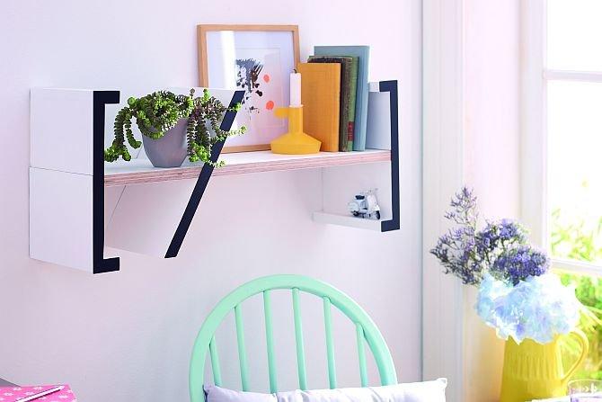 Półka na ścianę – krok po kroku