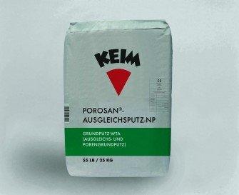 Tynk podkładowy KEIM POROSAN® AUSGLEICHSPUTZ-NP