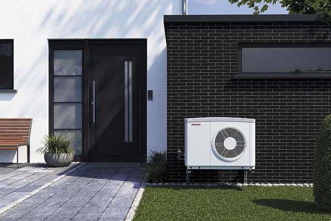 Powietrzne pompy ciepła - nowoczesne ogrzewanie domów