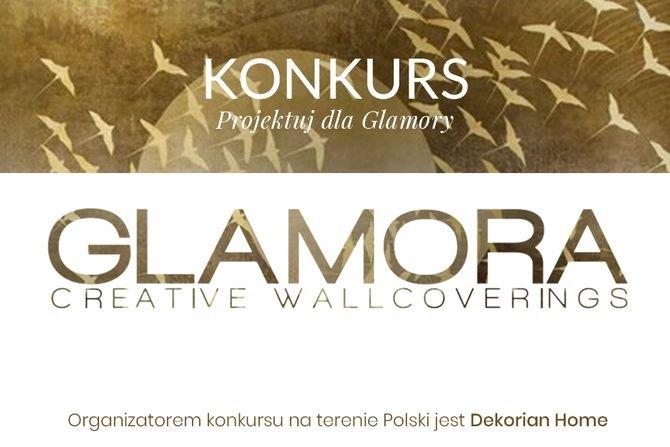 Zaprojektuj grafikę dla Glamory - konkurs dla architektów i designerów