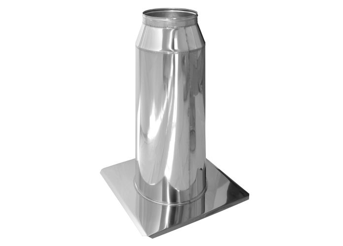 Przedłużenie izolowane komina ceramicznego