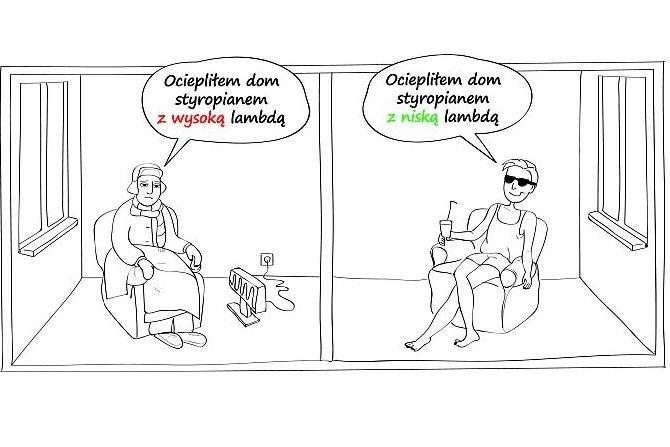 Jak wybrać dobry styropian?