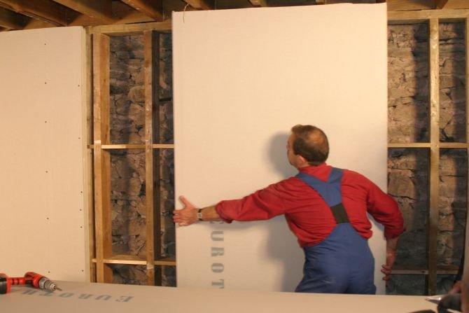 Płyty termoizolacyjne EUROTHANEG - efektywne docieplenie budynku od wewnątrz