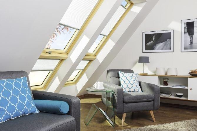 Remont dachu i wymiana okien