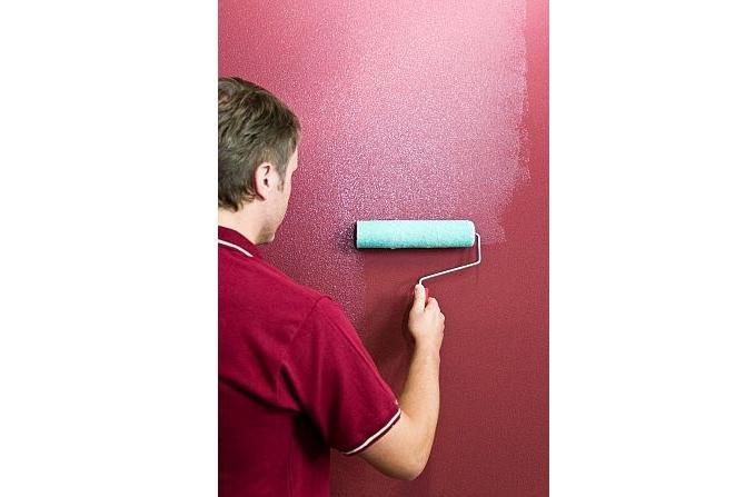 Jak uniknąć plam na ścianie?