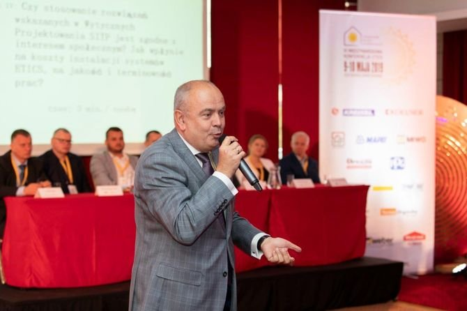 VI Międzynarodowa Konferencja ETICS - spotkanie polskiej branży ociepleń