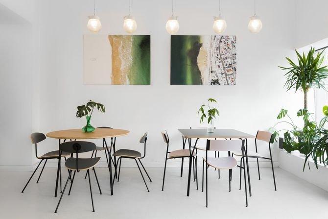 Nowe kolekcje mebli i panele akustyczne z recyklingu