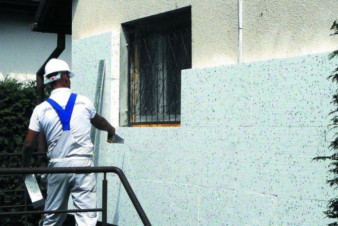 Systemy ociepleń ścian - warstwa po warstwie