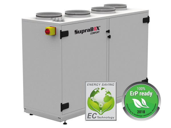 Centrala kompaktowa SupraBox Comfort …V