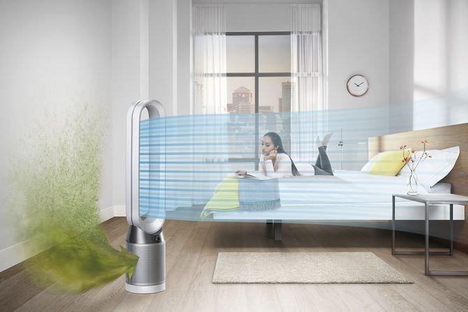 Czyste powietrze w pomieszczeniach