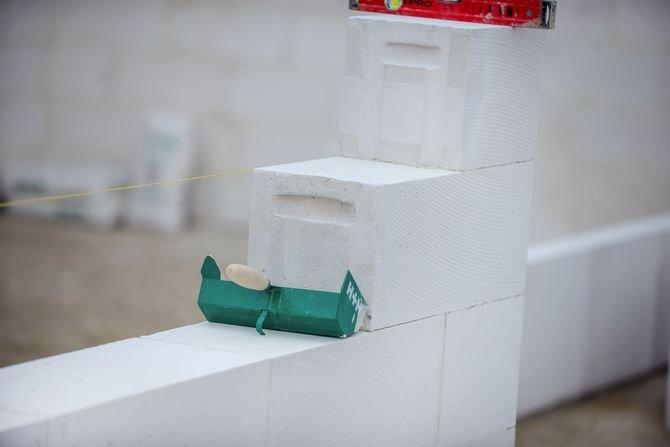 Z czego zbudować dom: bloczki z betonu komórkowego
