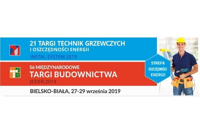 Międzynarodowe Targi Bielskie Instal System 2019