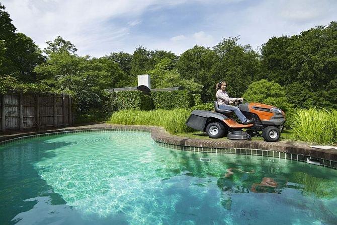Na co zwrócić uwagę przy wyborze traktora ogrodowego?