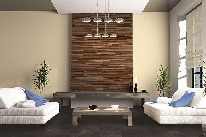 Jak zamontować panele podłogowe na ścianie?